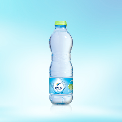 בקבוק מים 0.5 ליטר